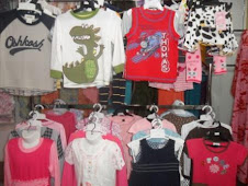 Branded Kid Cloth