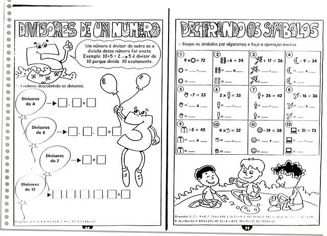 Atividades De Matematica 3 A Desafios Numeros Ordinais Numeros Romanos