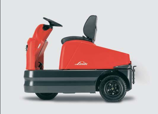 Linde Tow Tractor : Linde material handling tow tractors p z overview