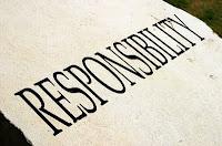 Responsibility of Adulthood
