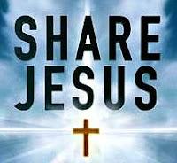 Share Jesus