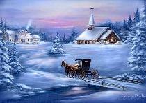 Gospel Winter Wonderland