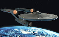 USS Enterprise @ Star Trek