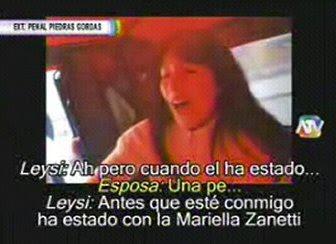 Leysi Suarez implica a Mariella Zanetti en caso Turbo