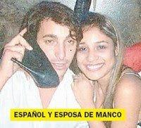 Fiorella Vento y su ex cachero