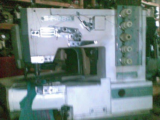 mesin garment