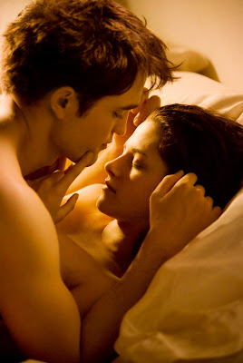 Bella y Edward - Crepúsculo Amanecer Película
