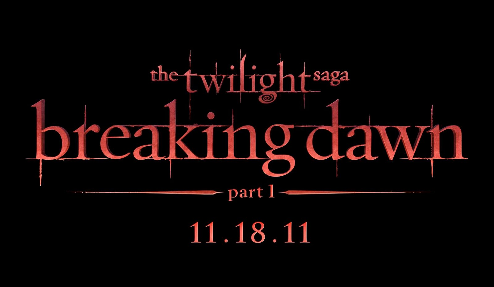 Screentalker The Twilight Saga Breaking Dawn Part 1