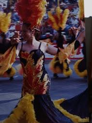 Danza en Carnaval de B/lla