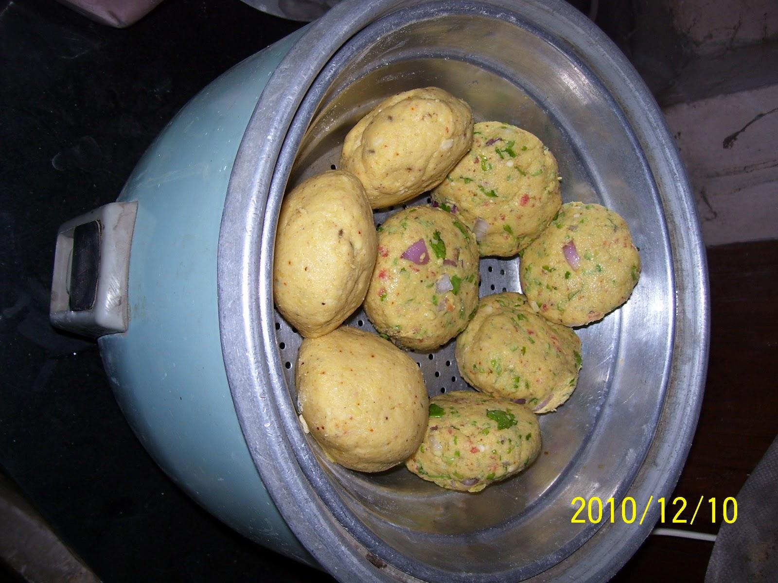 How To Make Cake In Bati Oven
