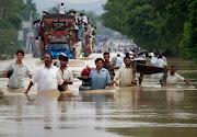 . debemos sumar las inundaciones en Pakistán, Colombia y México inundaciones