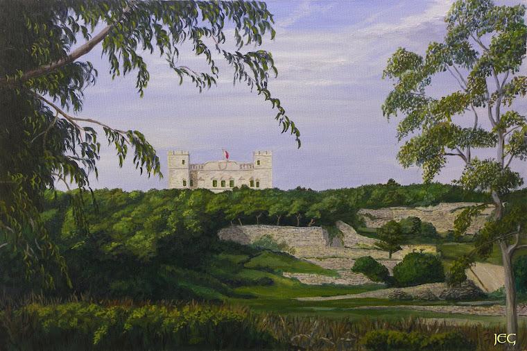 Verdala Palace Buskett Malta
