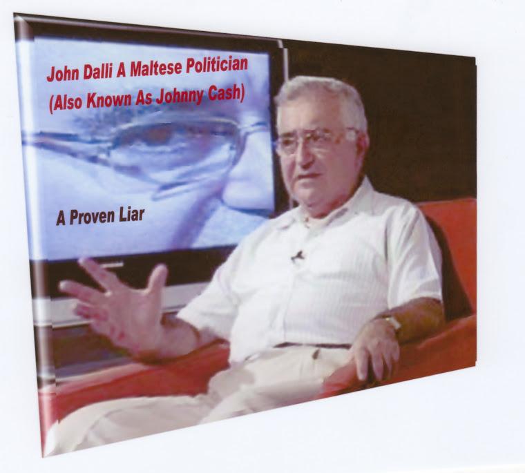 John Dalli A Proven Liar