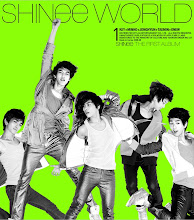 1st album SHINee World