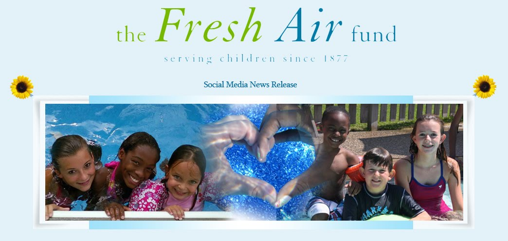fresh air fund Fresh air fund, new york, ny 36,990 likes 259 talking about this 826 were here the fresh air fund has provided free summer experiences to more than.