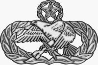 USAF Master Maintenance Badge