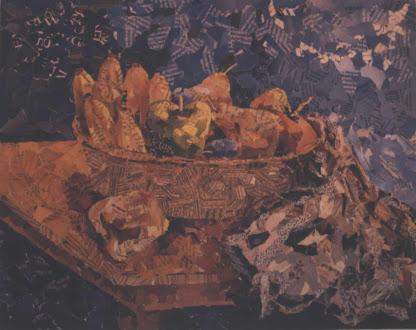 Fruit Basket - Still life