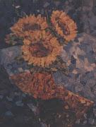 Still Life - Sunflowers