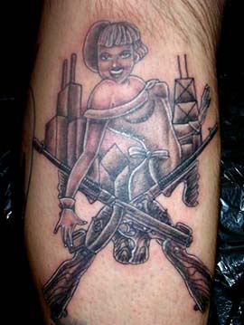 Tattoo Russian Mafia - LiLz.eu - Tattoo DE