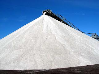 Garam, Salt