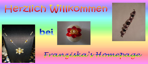 Franziska's Swarovski-Schmuck