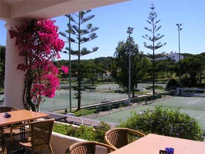 Villa, Vale do Lobo garden