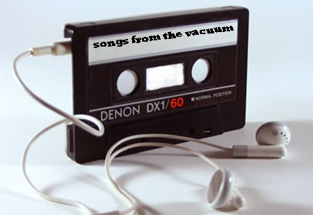 Songs From The Vacuum