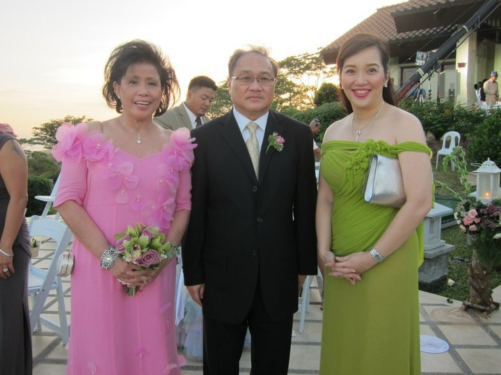 Teddy Manuel\'s Inspirations: Regine Velasquez and Ogie Alcasid Wedding