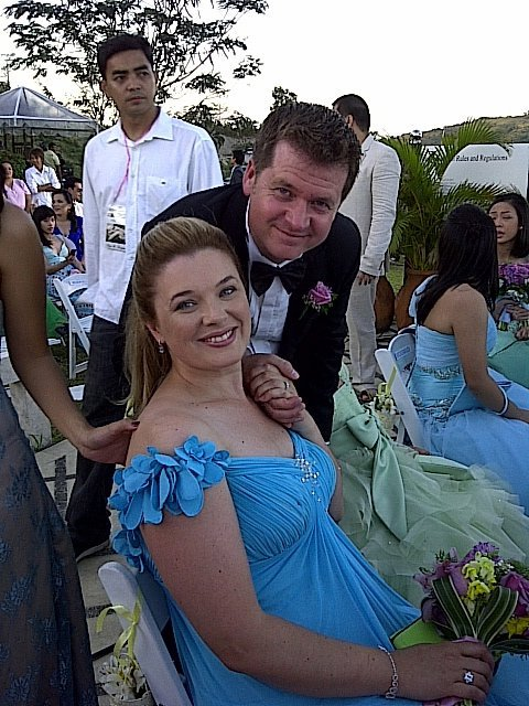 Michelle van eimeren and ogie wedding venues