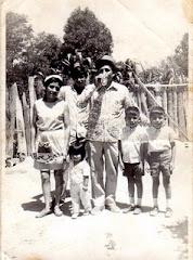 Con mi familia en Salta