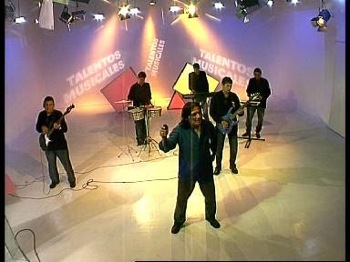 Foto en Programa de TV