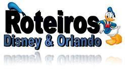 Logo Roteiros Disney - Donald