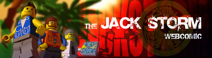 the Jack Storm webcomic
