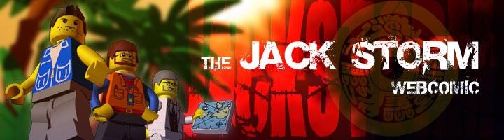 the Jack Storm webcomic