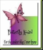 """Prêmio """"Butterfly Award"""""""