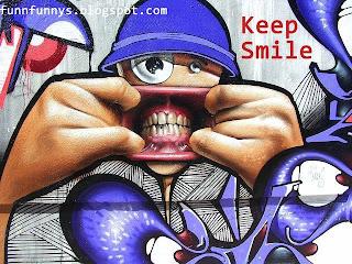 Keep Funny Smile