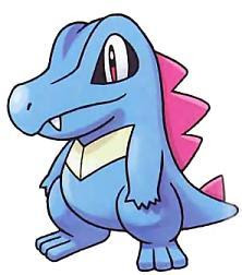 What pokemon are you? Totodile