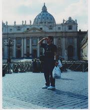 Carlos en el Vaticano