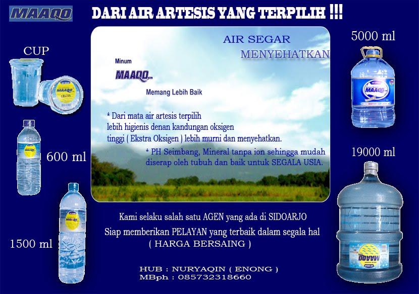 Nama Dan Alamat Kantor Perusahaan Air Minum Mineral Water
