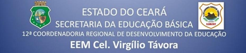 CECVT - COLÉGIO ESTADUAL CEL. VIRGÍLIO TÁVORA