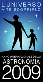 Il sito italiano dell'Anno dell'Astronomia