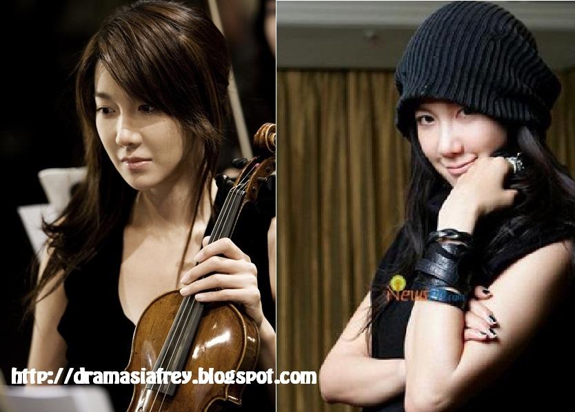 ARTIS KOREA TERCANTIK 2010 versi Frey!!! XD
