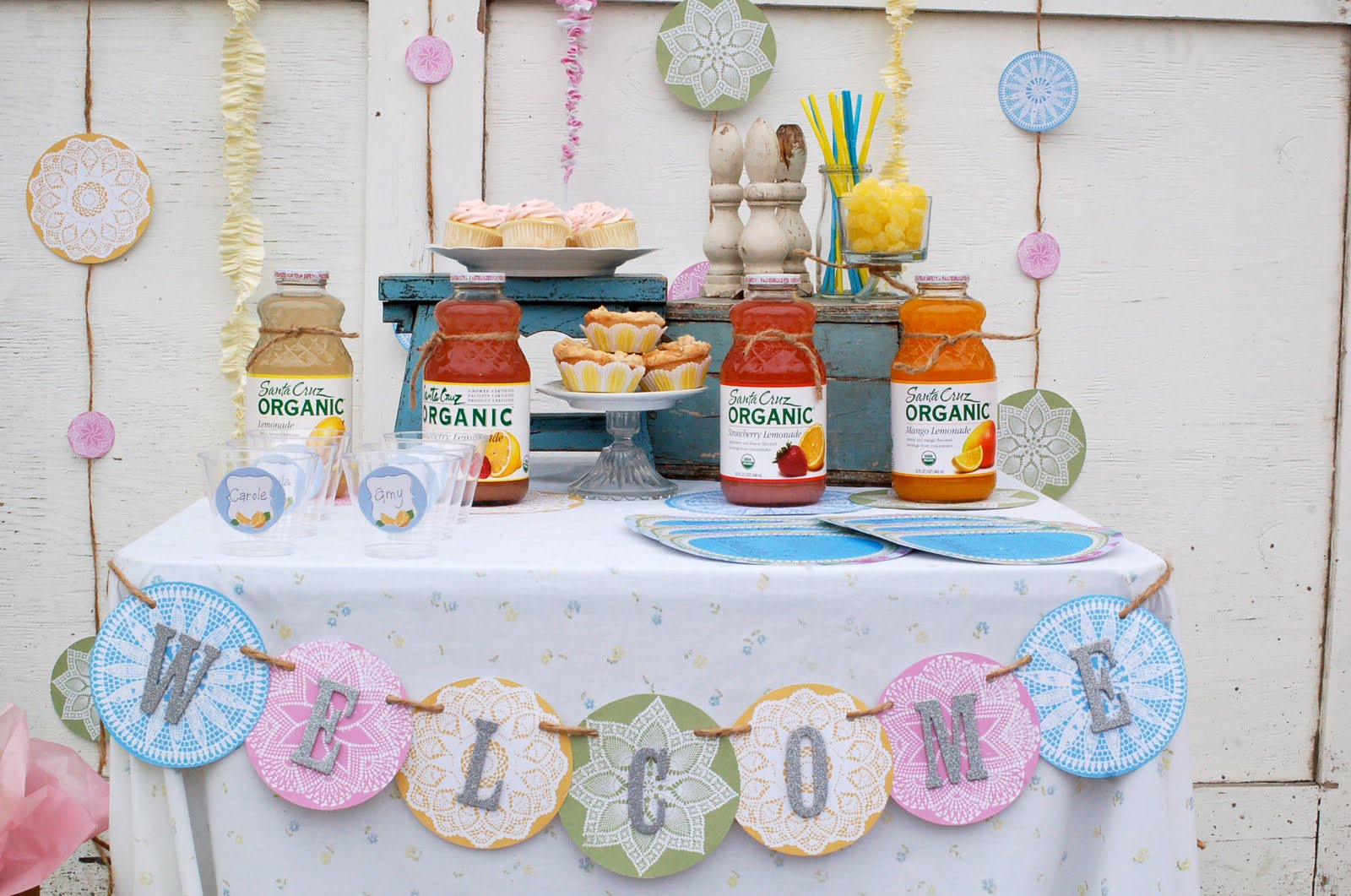 pin baby shower table cloths image search results on pinterest