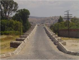 acambaro puente de piedra