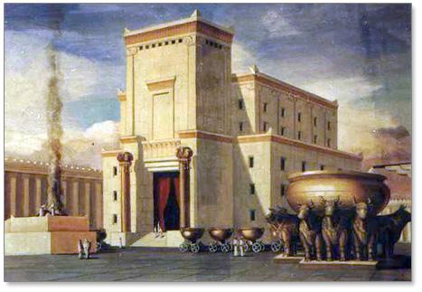 Templo y Eternidad: El significado de los Doce Bueyes bajo la Pila ...