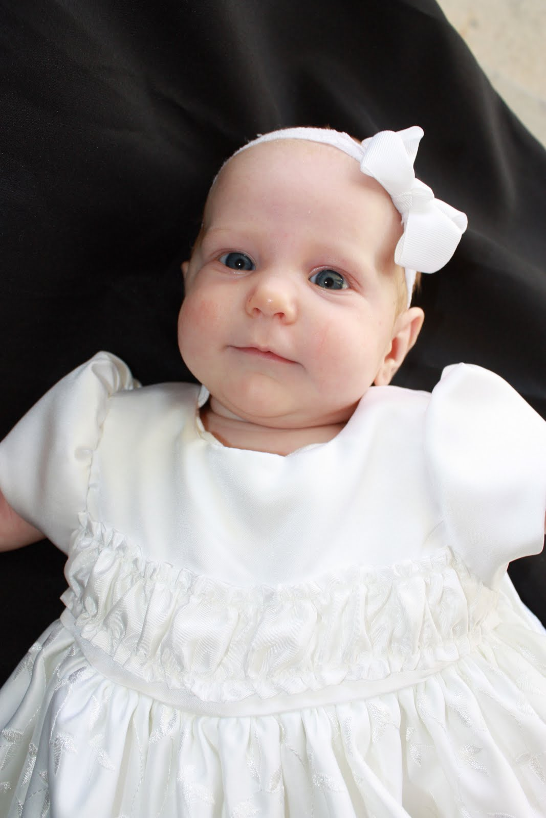 Libby s Latest Baby Blessing Dress Reveal