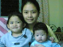 Isteri dan anak2...... gambar terbaru lagi tau