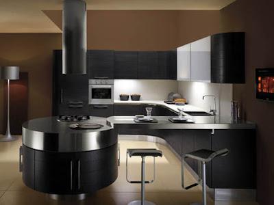 Dise o de cocina deco ideas for Cocinas muy modernas