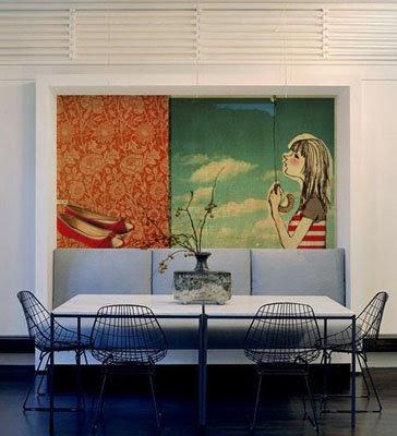 Baires deco design dise o de interiores arquitectura - Ultimas tendencias en decoracion de paredes ...