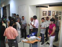 Exposición Internacional MACH 2008 (Museo de Arte Contemporáneo del Huila)